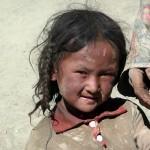 En flicka jag mötte på Tibetanska platån