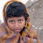 Indisk flicka